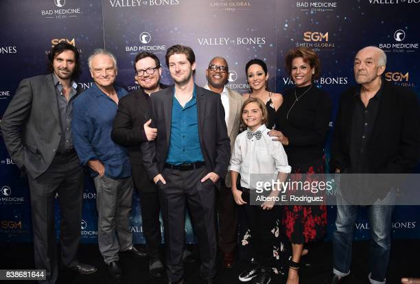 Actors Rhys Coiro Bill Smitrovich director Dan Glaser actor Steven Molony producer Harry Smith actors Mason Mahay Autumn Reeser Alexandra Billings...