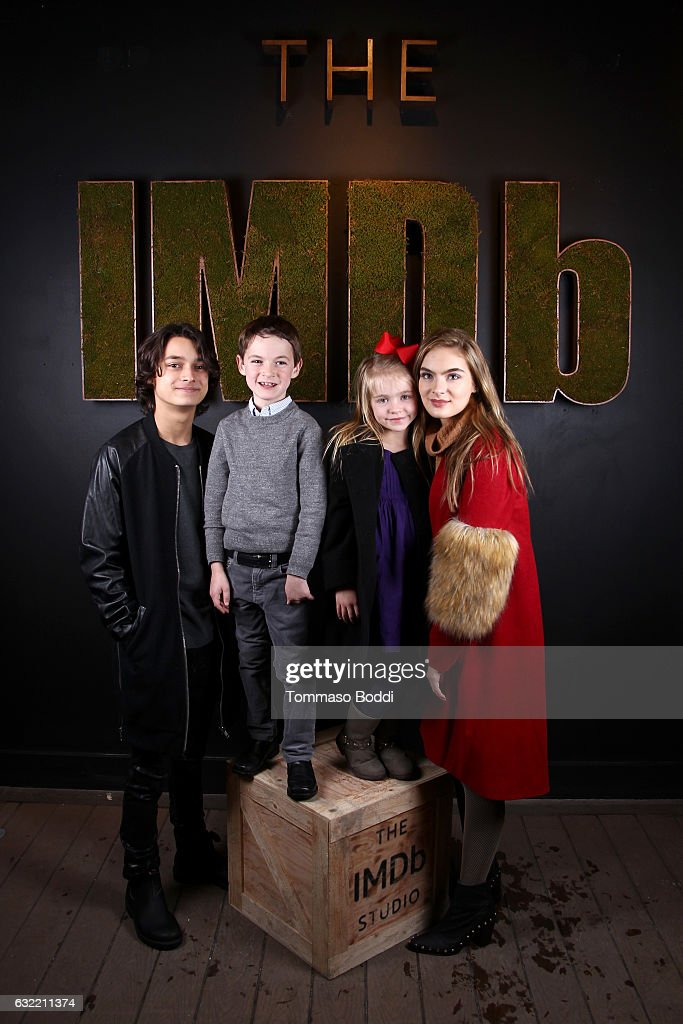 The IMDb Studio At The 2017 Sundance Film Festival Featuring The Filmmaker Discovery Lounge, Presented By Amazon Video Direct: Day One - 2017 Park City