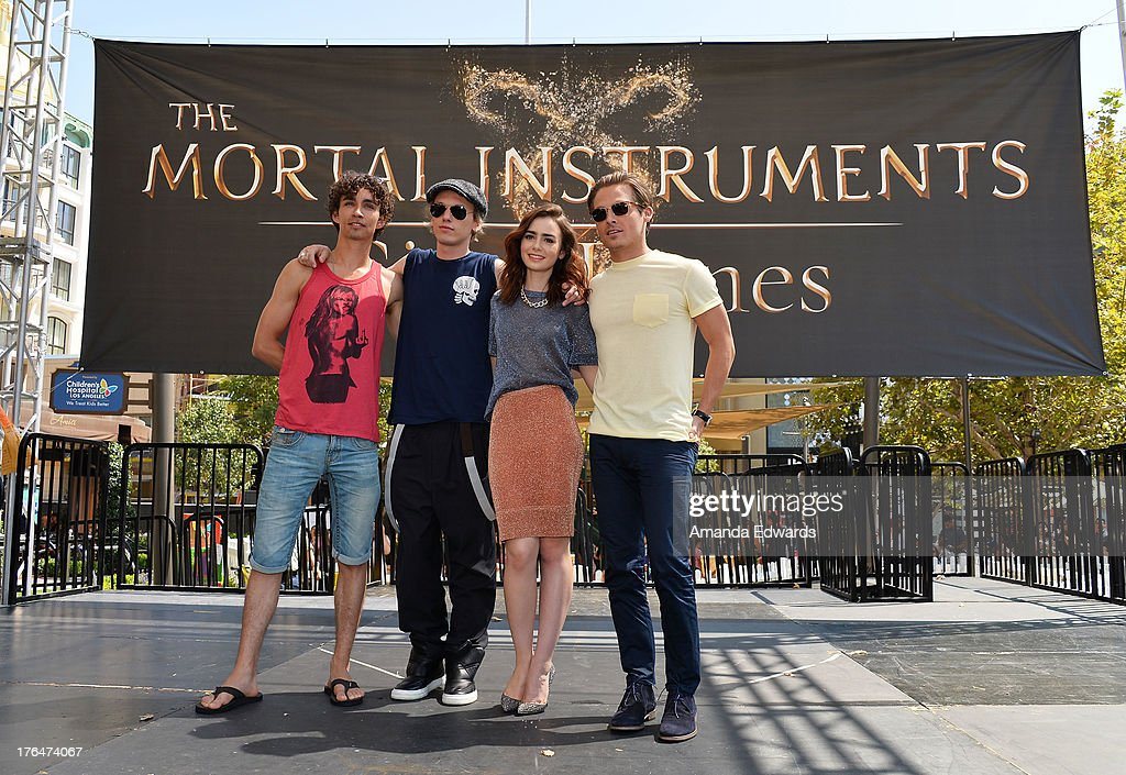 """The Mortal Instruments: City Of Bones"" - Meet And Greet"