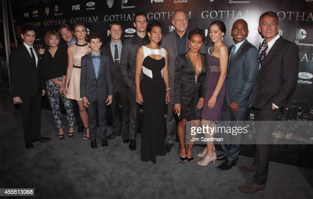 Actors Robin Lord Taylor Camren Bicondova Donal Logue Erin Richards David Mazouz Benjamin McKenzie Cory Michael Smith Zabryna Guevara John Doman Jada...