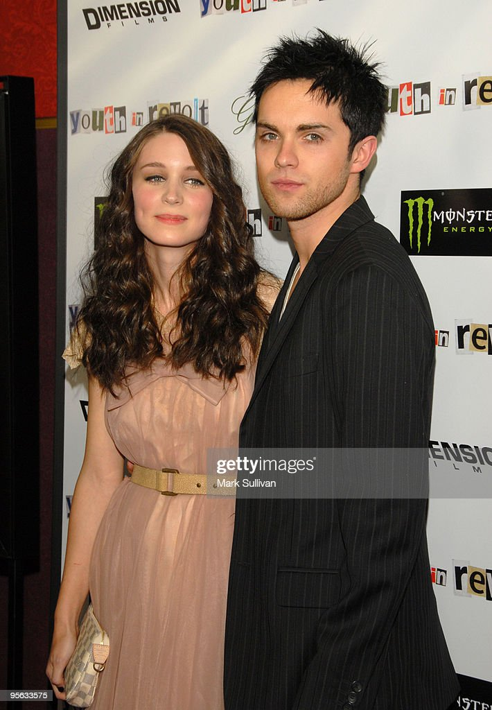 Actors Rooney Mara and Thomas Dekker arrive at the premiere of 'Youth In Revolt' at Grauman's Chinese Theatre on January 6, 2010 in Hollywood, California.