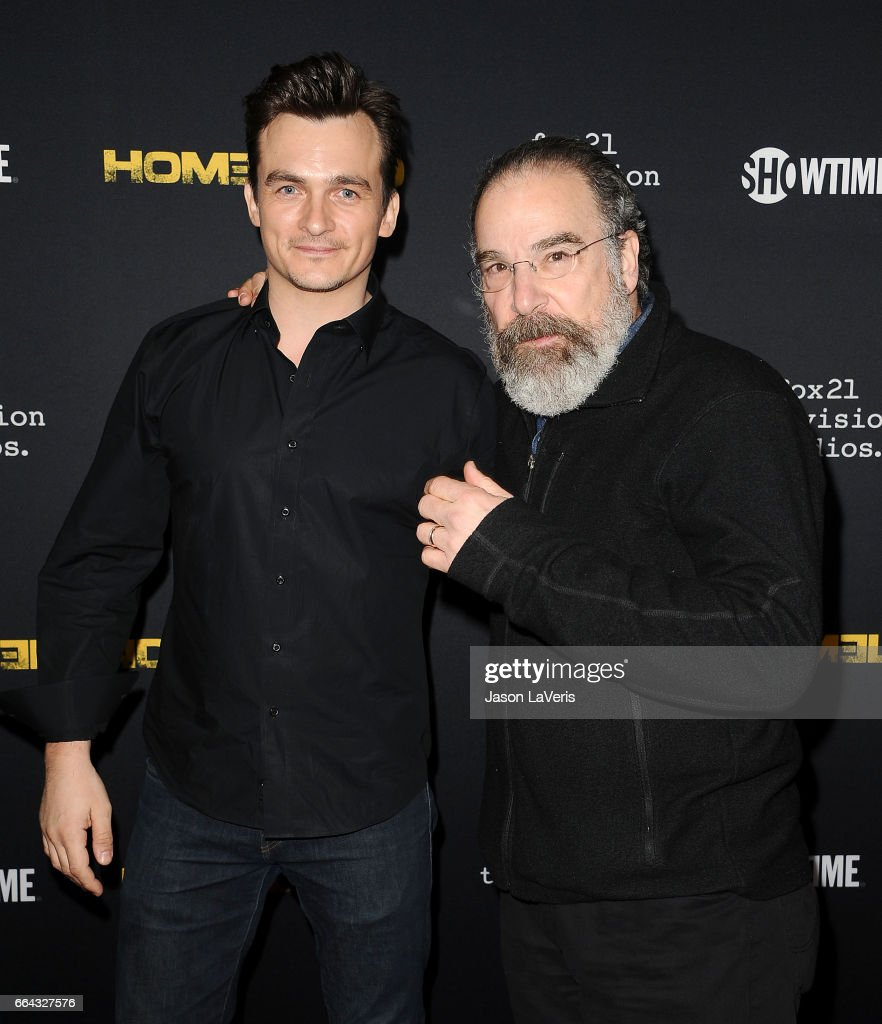 "ATAS Emmy Screening Of Showtime's ""Homeland"" - Arrivals"