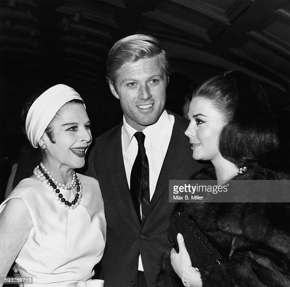 Robert Redford, Natalie Wood And Ruth Gordon Pictures | Getty Images