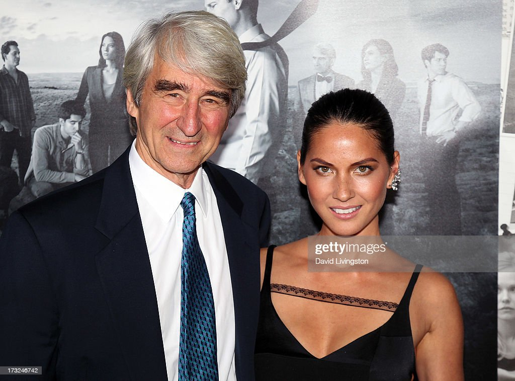 Actors Sam Waterson (L) and <a gi-track='captionPersonalityLinkClicked' href=/galleries/search?phrase=Olivia+Munn&family=editorial&specificpeople=598969 ng-click='$event.stopPropagation()'>Olivia Munn</a> attend the premiere of HBO's 'The Newsroom' Season 2 at the Paramount Theater on the Paramount Studios lot on July 10, 2013 in Hollywood, California.