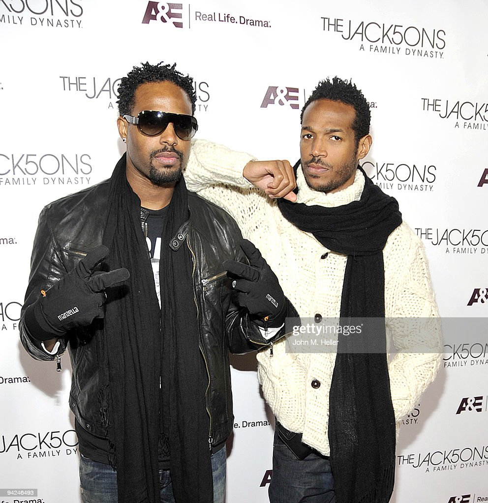 """A&E's """"The Jacksons: A Family Dynasty"""" Launch Party"""