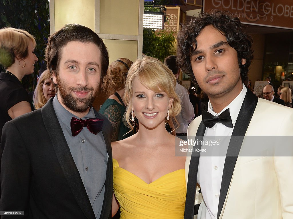 Moet & Chandon At The 71st Annual Golden Globe Awards ...