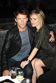 Actors Stephen Moyer and Anna Paquin attend Spike TV's 'Scream 2010' at The Greek Theatre on October 16 2010 in Los Angeles California