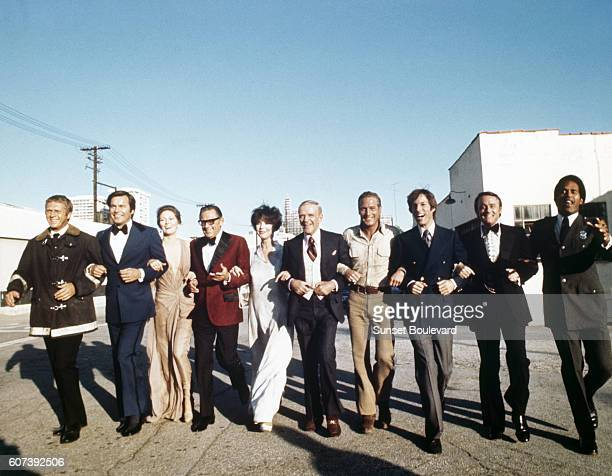 Actors Steve McQueen Robert WagnerWilliam Holden Fred Astaire Paul Newman Richard Chamberlain Robert Vaughn OJ Simpson Jennifer Jones and Faye...