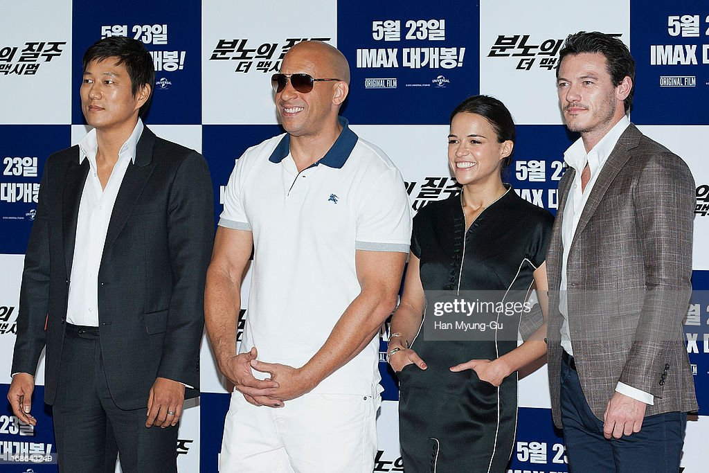 'Fast & Furious 6' Press Conference | Getty Images