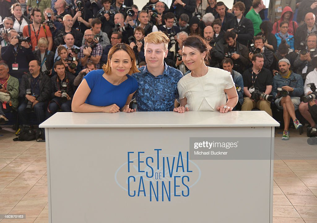 """""""Mommy"""" Photocall - The 67th Annual Cannes Film Festival"""