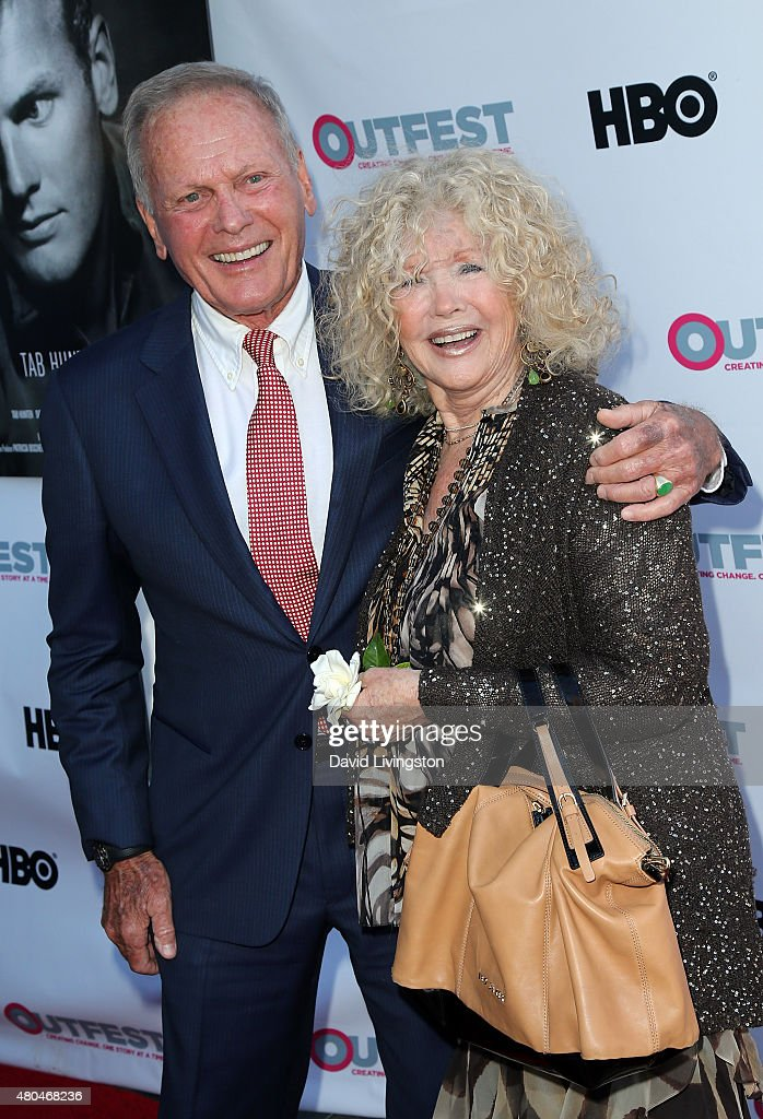 "Screening Of ""Tab Hunter Confidential"" At 2015 Outfest's ... Tab Hunter Partner"