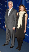Actors Ted Danson and Mary Steenburgen arrive to the annual Oceana Partner's Awards Gala honoring former Vice President Al Gore at the home of Jena...