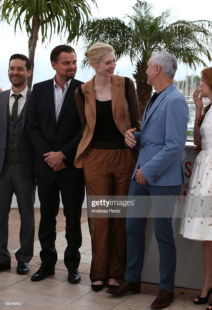 'The Great Gatsby' Photocall - The 66th Annual Cannes Film ...