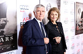 Actors Tom Courtenay and Charlotte Rampling attend the Tribute to Charlotte Rampling and Tom Courtenay Screening of Sundance Selects' '45 Years' at...
