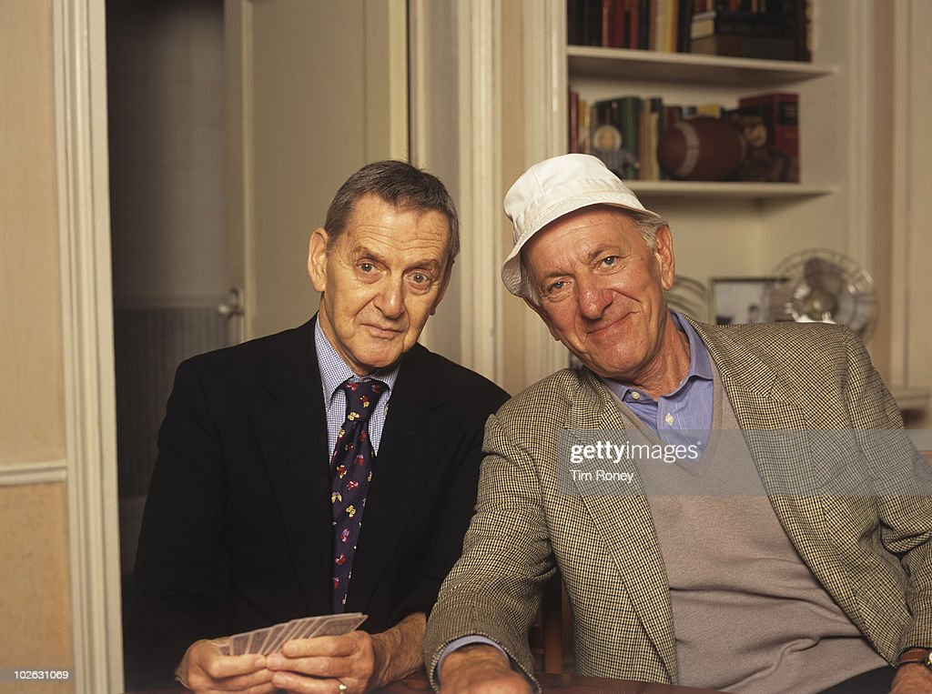 Actors <a gi-track='captionPersonalityLinkClicked' href=/galleries/search?phrase=Tony+Randall+-+Actor&family=editorial&specificpeople=167042 ng-click='$event.stopPropagation()'>Tony Randall</a> and <a gi-track='captionPersonalityLinkClicked' href=/galleries/search?phrase=Jack+Klugman&family=editorial&specificpeople=206511 ng-click='$event.stopPropagation()'>Jack Klugman</a> stars of The Odd Couple in 1993.