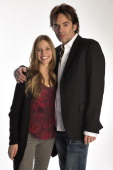 Actors Tracy Spiridakos and Billy Burke attend the NBCUniversal 2013 TCA Winter Press Tour at The Langham Huntington Hotel and Spa on January 6 2013...