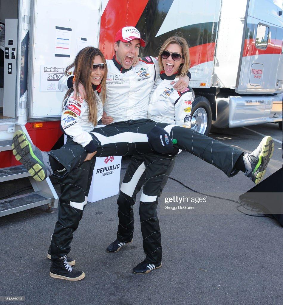 2014 Toyota Pro/Celebrity Race - Press Day