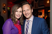 Actors Vera Farmiga and Patrick Wilson attend the after party for the premiere of 'The Conjuring 2' during the 2016 Los Angeles Film Festival at the...