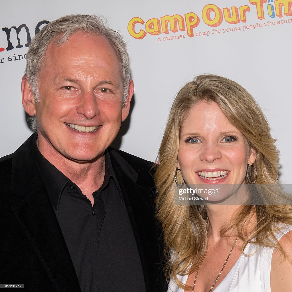 Actors <a gi-track='captionPersonalityLinkClicked' href=/galleries/search?phrase=Victor+Garber&family=editorial&specificpeople=208795 ng-click='$event.stopPropagation()'>Victor Garber</a> (L) and <a gi-track='captionPersonalityLinkClicked' href=/galleries/search?phrase=Kelli+O%27Hara+-+Actress&family=editorial&specificpeople=225013 ng-click='$event.stopPropagation()'>Kelli O'Hara</a> attend Our Time's 11th Annual Benefit Gala at the Jack H. Skirball Center for the Performing Arts on April 22, 2013 in New York City.