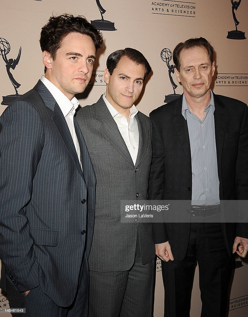 """The Academy Of Television Arts & Sciences Presents An Evening With """"Boardwalk Empire"""""""