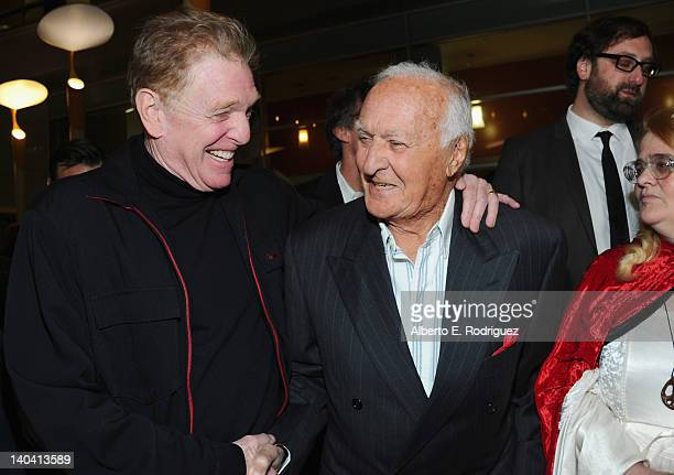 Actors William Atherton and Robert Loggia arrive to 'Tim And Eric'$ Billion Dollar Movie' Los Angeles Premiere at ArcLight Hollywood on March 1 2012...