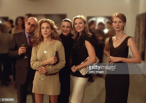 Actors Willie Garson Stars As Stanford Sarah Jessica Parker Stars As Carrie Kristian Davis Stars As Charlotte Kim Cattrall Stars As Samantha And...