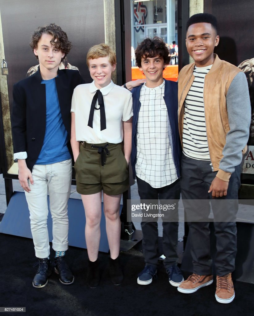 "Premiere Of New Line Cinema's ""Annabelle: Creation"" - Arrivals"