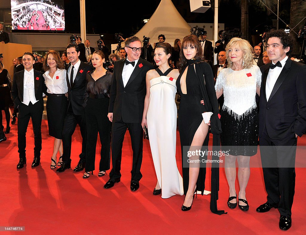 """""""Laurence Anyways"""" Premiere - 65th Annual Cannes Film Festival"""
