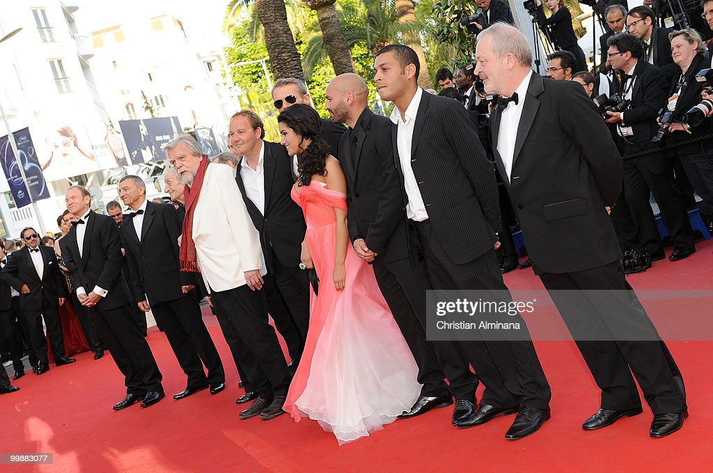 """63rd Annual Cannes Film Festival - """"Of Gods and Men""""  Premiere"""