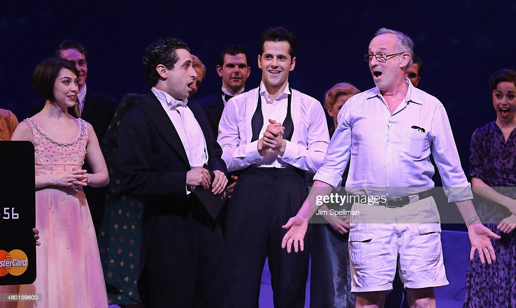 """""""An American In Paris"""" Celebrates 100th Performance On Broadway"""