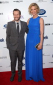 Actors/husband wife Bodhi Elfman and Jenna Elfman attend the 8th Annual BritWeek Launch Party on April 22 2014 in Los Angeles California