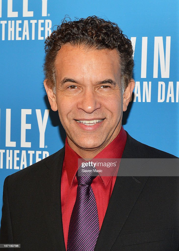 Actor/singer <a gi-track='captionPersonalityLinkClicked' href=/galleries/search?phrase=Brian+Stokes+Mitchell&family=editorial&specificpeople=213301 ng-click='$event.stopPropagation()'>Brian Stokes Mitchell</a> attends the Alvin Ailey American Dance Theater Opening Night Gala at New York City Center on November 28, 2012 in New York City.