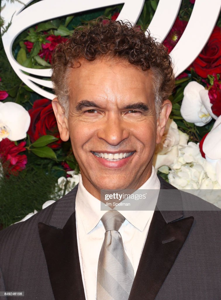 Actor/singer Brian Stokes Mitchell attends The American Theatre Wing's Centennial Gala at Cipriani 42nd Street on September 18, 2017 in New York City.