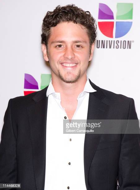 Actor/singer Christopher Von Uckermann attends the 2011 Univision Upfront at The Edison Ballroom on May 19 2011 in New York City