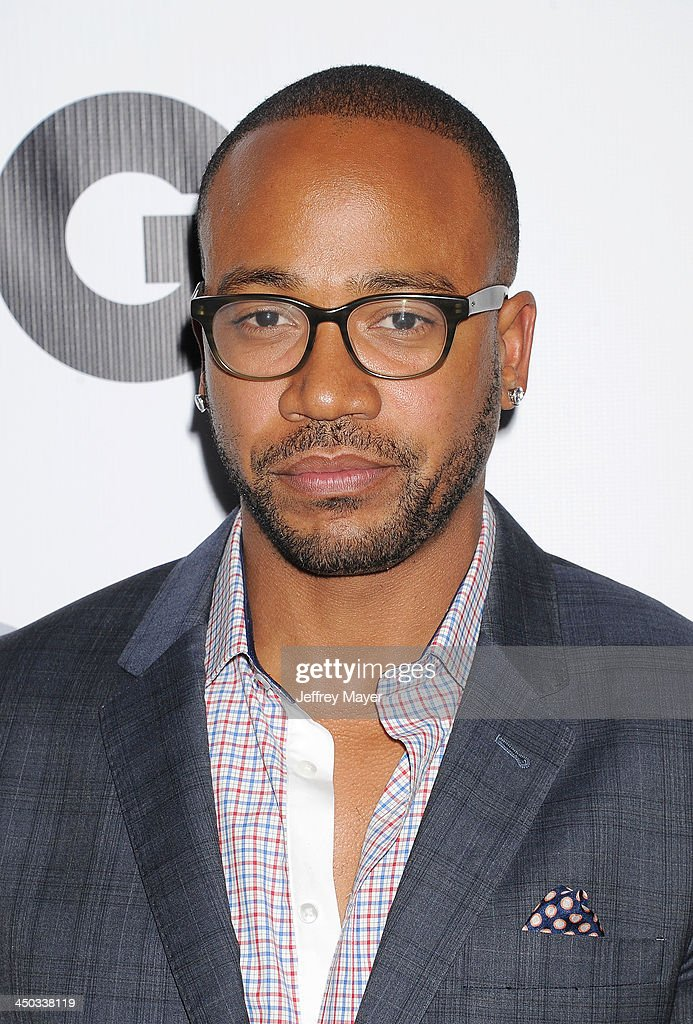 Actor/singer <a gi-track='captionPersonalityLinkClicked' href=/galleries/search?phrase=Columbus+Short&family=editorial&specificpeople=536546 ng-click='$event.stopPropagation()'>Columbus Short</a> arrives at the 2013 GQ Men Of The Year Party at The Ebell of Los Angeles on November 12, 2013 in Los Angeles, California.
