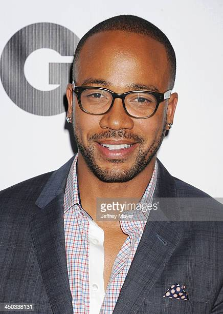 Actor/singer Columbus Short arrives at the 2013 GQ Men Of The Year Party at The Ebell of Los Angeles on November 12 2013 in Los Angeles California
