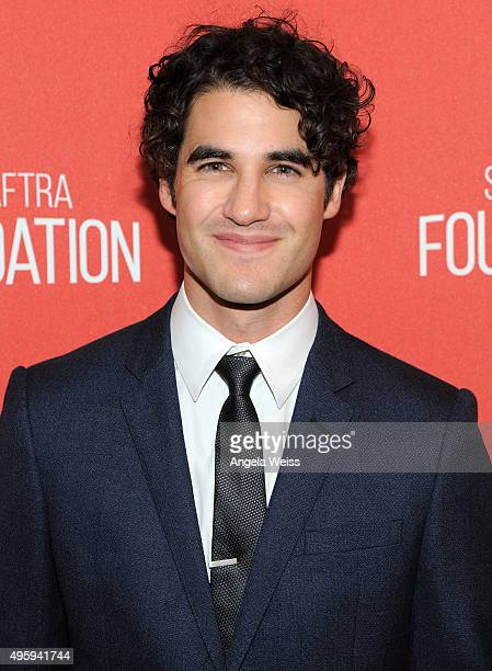 Actor/singer Darren Criss attends the Screen Actors Guild Foundation 30th Anniversary Celebration at Wallis Annenberg Center for the Performing Arts...