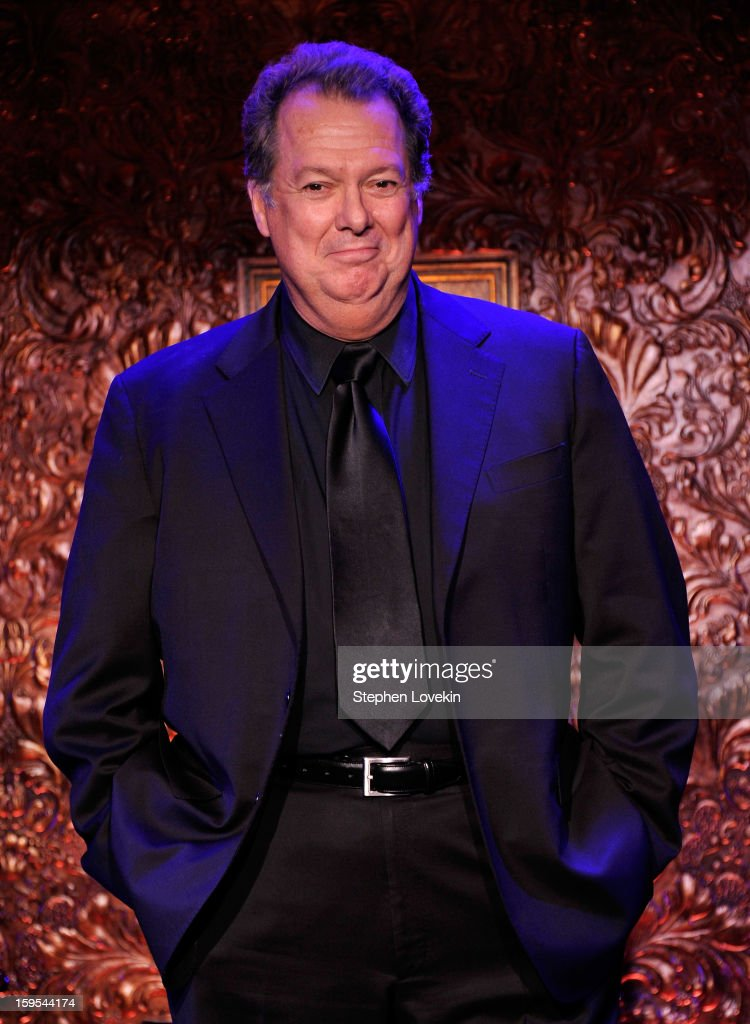 Actor/singer Eric Michael Gillett attends a special press preview at 54 Below on January 15, 2013 in New York City.