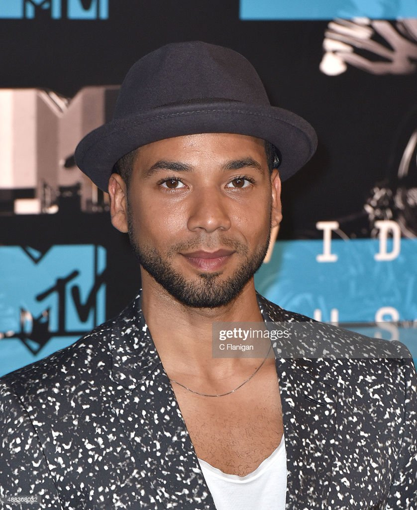 Actor/singer Jussie Smollett attends the 2015 MTV Video Music Awards at Microsoft Theater on August 30, 2015 in Los Angeles, California.