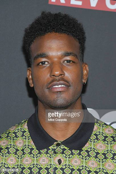 Actor/singer Luke James attends the 20th Annual Urbanworld Film Festival 'The New Edition Story' Screening at AMC Empire 25 theater on September 24...