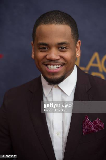 ActorSinger Mack Wilds attends Black Girls Rock at New Jersey Performing Arts Center on August 5 2017 in Newark New Jersey
