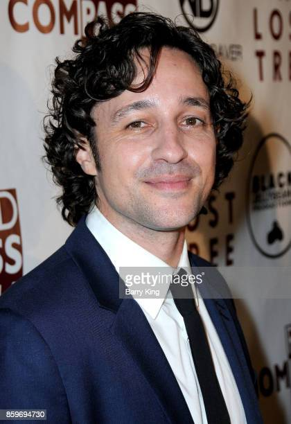 Actor/singer Thomas Ian Nicholas attends 'The Lost Tree' screening at TCL Chinese 6 Theatres on October 9 2017 in Hollywood California