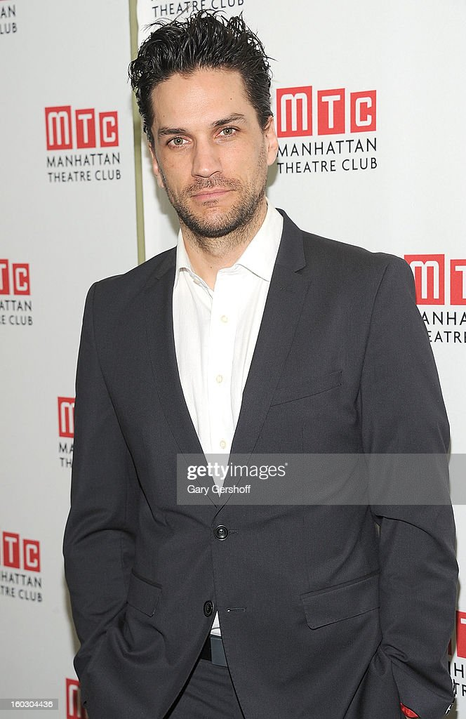 Actor/singer/director Will Swenson attends the 2012 Manhattan Theatre Club Benefit: An Intimate Night at Jazz at Lincoln Center on January 28, 2013 in New York City.