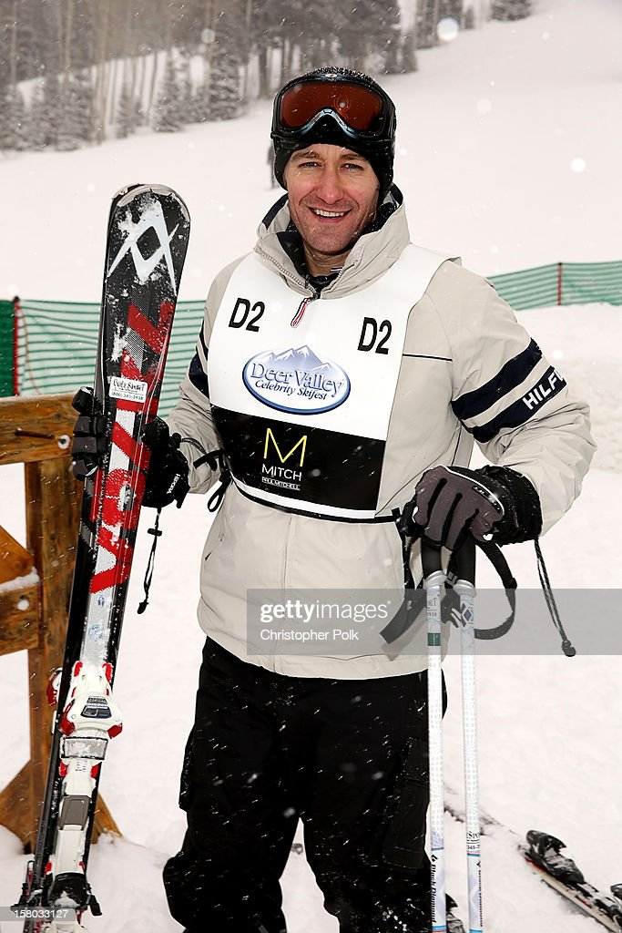 Actor/Singer/Songwriter Matthew Morrison attends the Deer Valley Celebrity Skifest at Deer Valley Resort on December 9, 2012 in Park City, Utah.