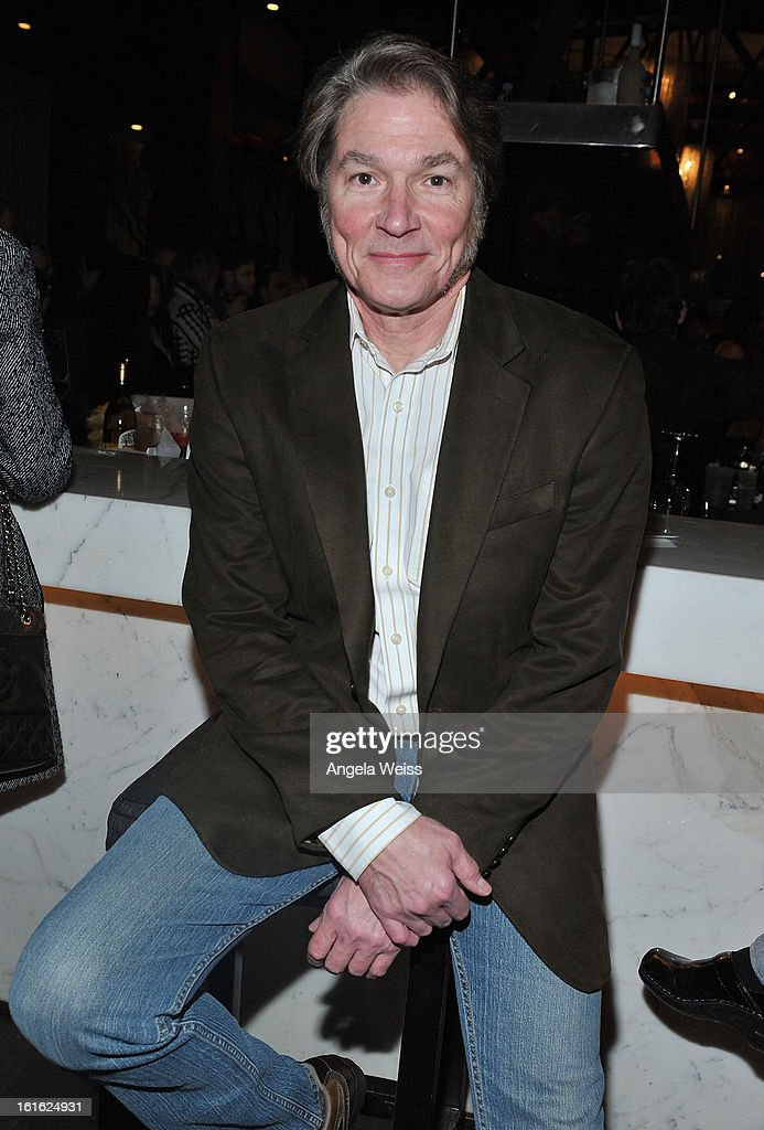 Actors/singer Richard White attends the opening night after party of 'Jekyll & Hyde' held at Beso on February 12, 2013 in Hollywood, California.