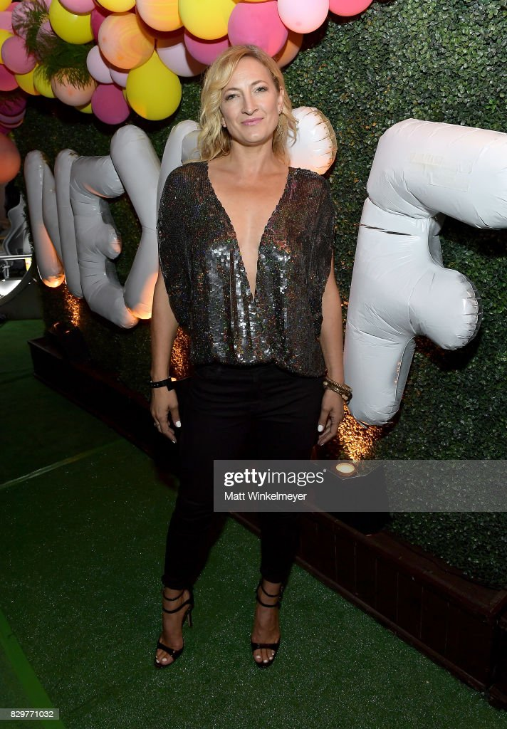 Actor/stuntwoman Zoe Bell attends Sundance NEXT FEST After Dark at The Theater at The Ace Hotel on August 10, 2017 in Los Angeles, California.