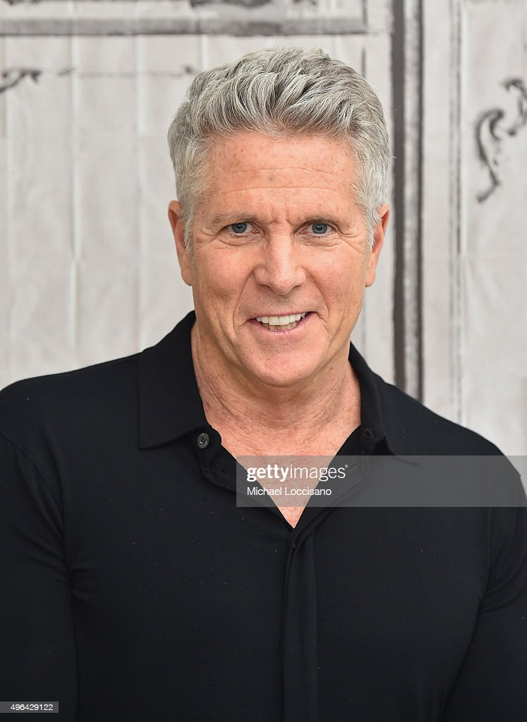 Actor/TV personality Donny Deutsch attends the AOL BUILD Speaker Series: 'Donny!' at AOL Studios In New York on November 9, 2015 in New York City.