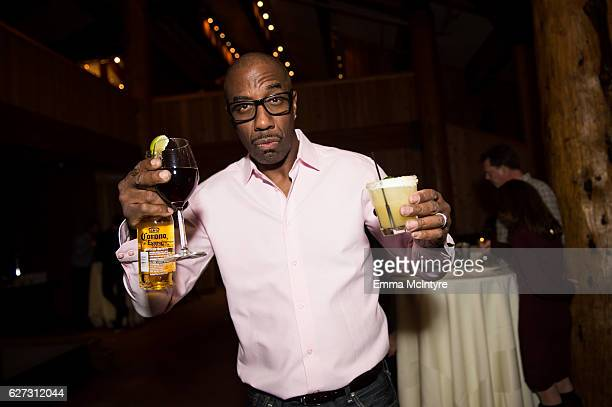 Actor/writer JB Smoove attends the 2016 Deer Valley Celebrity Skifest on December 2 2016 in Park City Utah