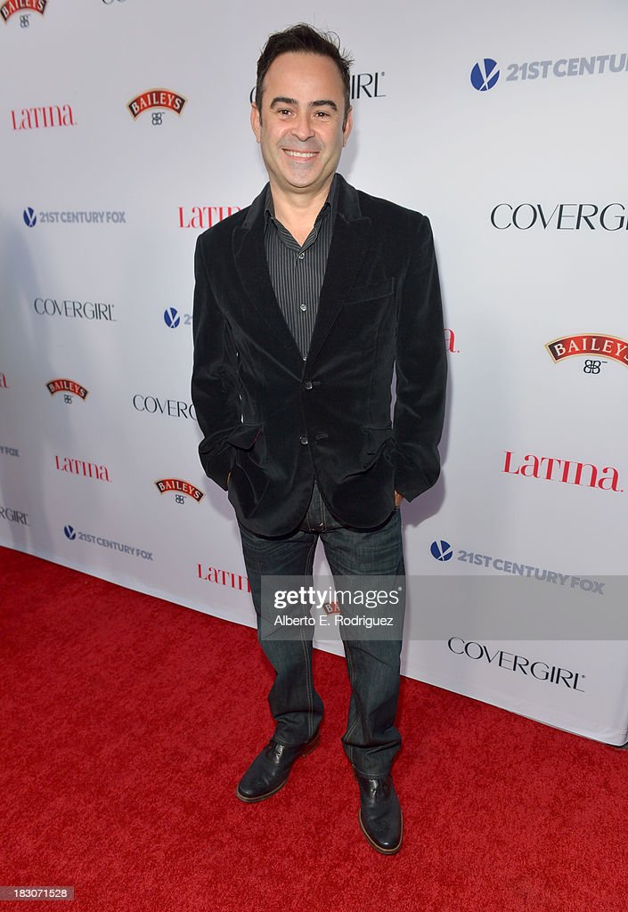 Actor/writer Nelson Ascencio attends Latina Magazine's 'Hollywood Hot List' party at The Redbury Hotel on October 3, 2013 in Hollywood, California.