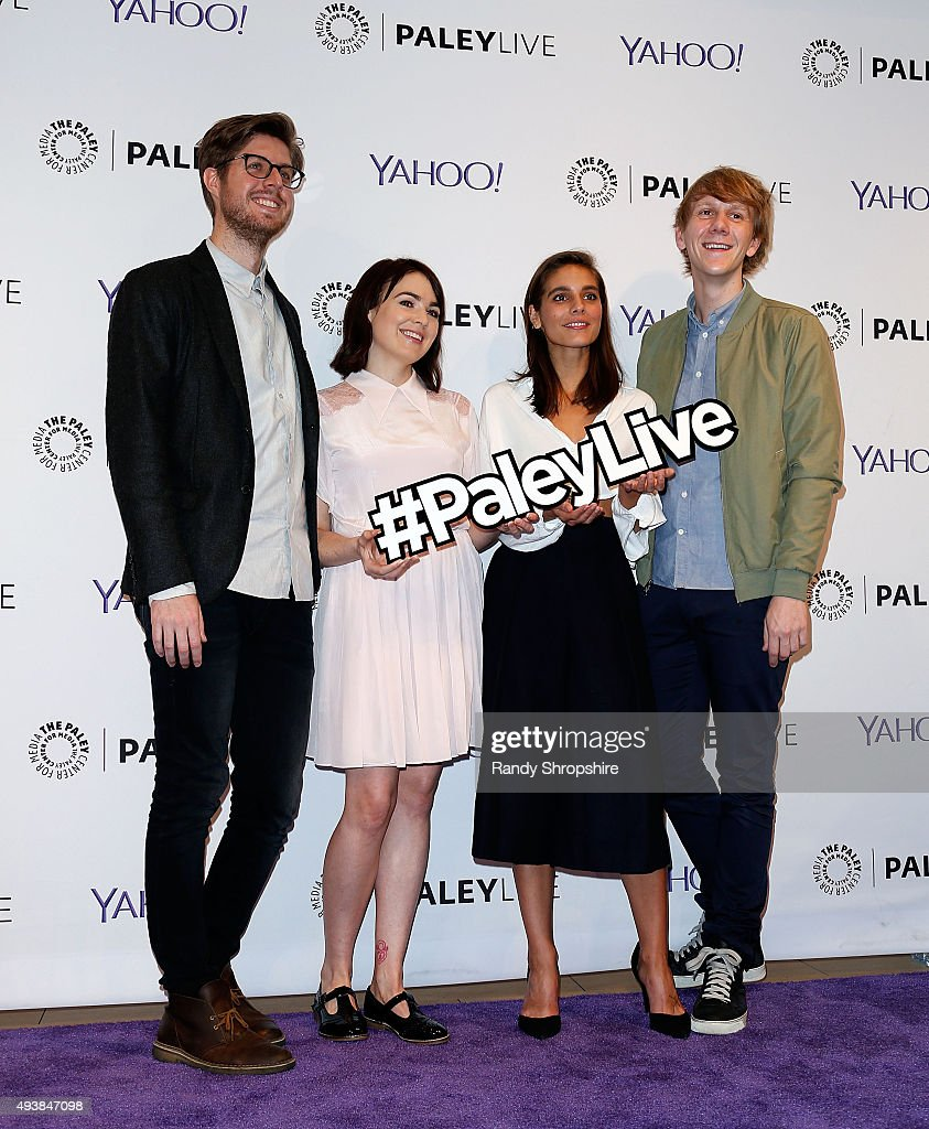 "Paley Center For Media Presents ""Please Like Me"" Premiere Screening And Panel"
